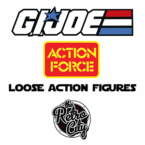 De-Coleccion-Gi-Joe-amp-Fuerza-de-Accion-Figuras-De-Accion-Suelta-Hasbro-Palitoy-80s-90s