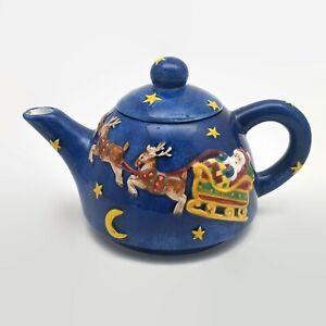 Portmeirion-Studio-A-Christmas-Story-Susan-Winget-Blue-Mini-Teapot