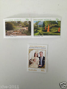 100 Australian MUH $2 (2-4 stamps) Discount Postage Stamp Full Gum Face $200