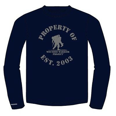 Under Armour 1268762 Mens Academy UA Property of WWP Long Sleeve T-Shirt