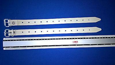 350mm Strippe 2 X Schnallriemen Mit Geschweißter Rollschnalle Aufrollriemen