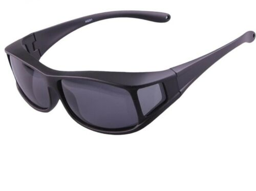 Men And Women Polarized Sunglass Polycarbonate Anti-scratch UV400 Cover Lens New