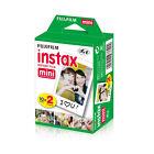 20 Prints Fuji Instax Mini Instant Film f/ Model 7 7s 8 25 50 70 90 Cameras 2018