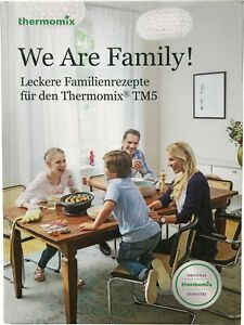 Kochbuch-Vorwerk-Thermomix-WE-ARE-FAMILY-Buch-Rezepte-kochen-TM5-TM6-sk24