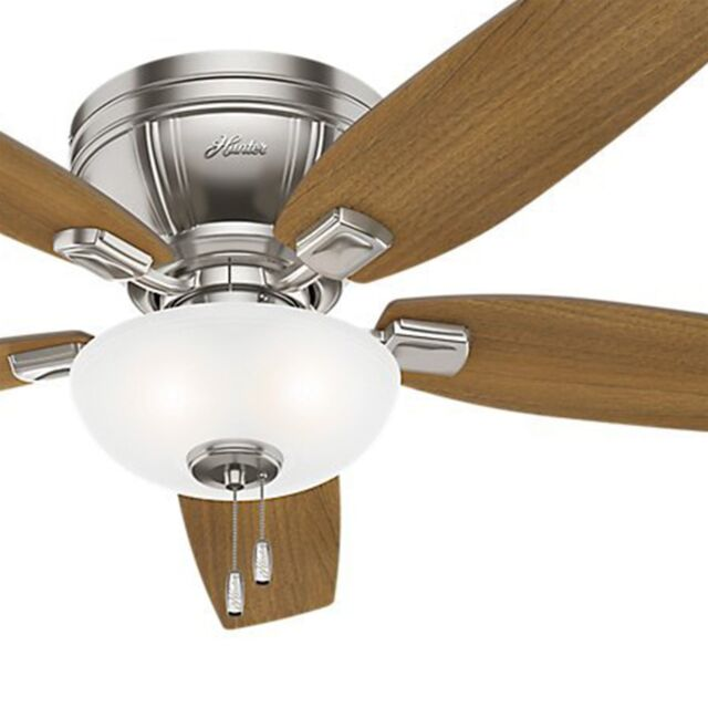 Ceiling Fan With Led Bowl Light Kit