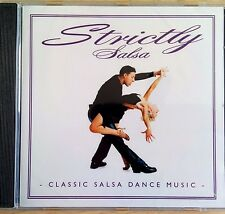 NEW SEALED - STRICTLY SALSA - BALLROOM DANCING - Big Band Dance Music CD Album