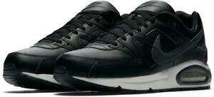 more photos 4b4da 74c8d Image is loading NIKE-AIR-MAX-COMMAND-LEATHER-749760-001-BLACK-