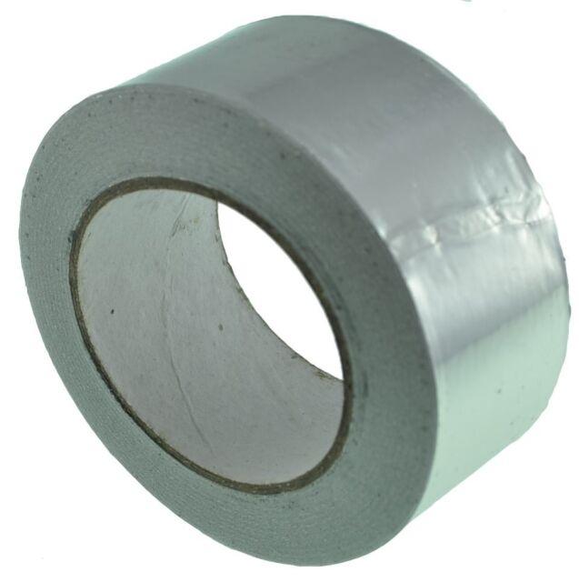 9/rollos de la Industria aluminio cinta adhesiva cinta aluminio adhesiva 50/mm