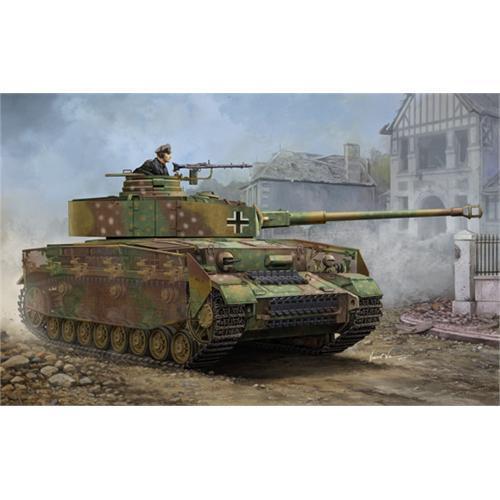 Trumpeter German Pzkpfw IV Ausf.J Medium Tank Scale 1 16 - 00921