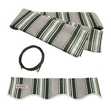 Aleko Replacement Fabric for Retractable Awning
