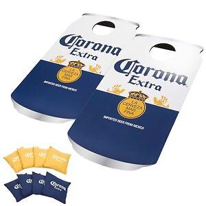 Image Is Loading Corona Can Bean Bag Toss Cornhole Corn Hole