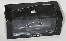 Minichamps 1:43 Lamborghini Reventon 2007  Matt Grey