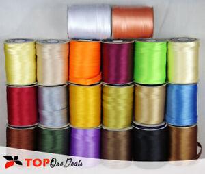 Various colours /& Lengths Satin Bias Binding 19mm FREE POSTAGE