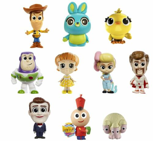 Disney Toy Story 4 Mini Figures Collection Pack 10 Figure Figurine Set