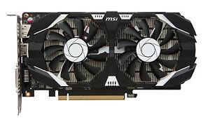 MSI NVIDIA GeForce GTX 1050 OC OVERCLOCK Edition 2gb Gddr5