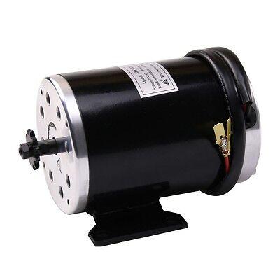MY1020 1000W 48V Electric Motor Brushed T8F 11T Controller Throttle Kids Go kart