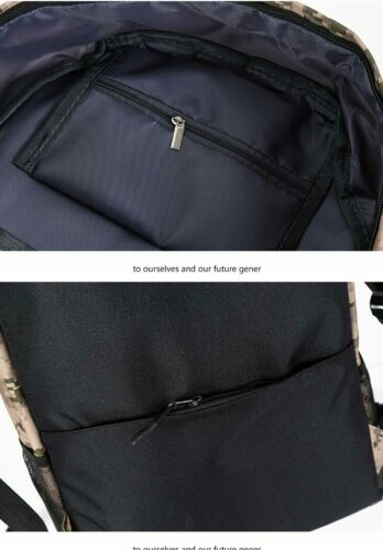 Avengers Logo Camo Bag Avengers Inspired School College Bagpack Travel Bag