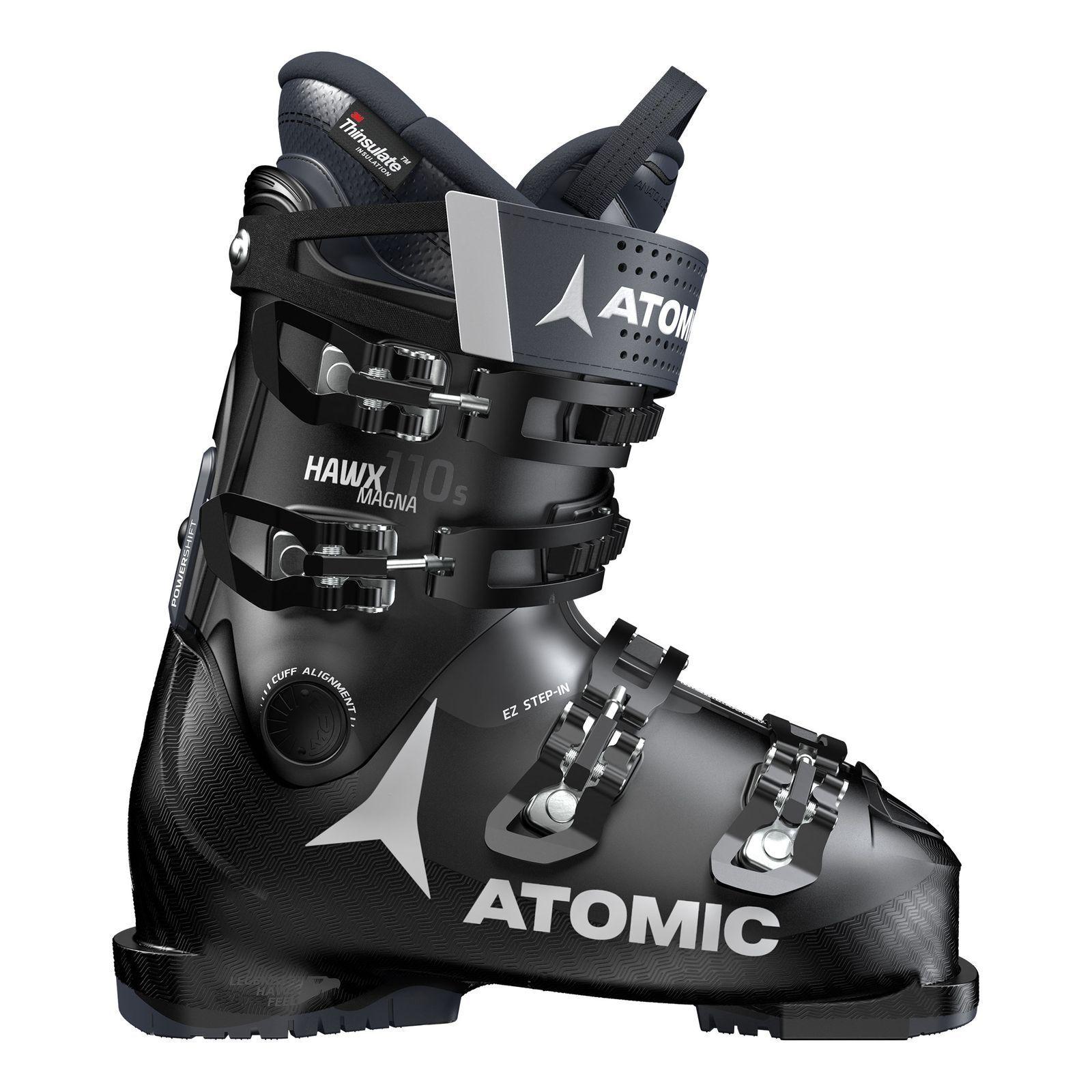 Atomic Hommes Chaussure Ski Chaussure Chaussure Hommes de Ski Hawx Magna 110 S NOIR / Bleu d4cfd4