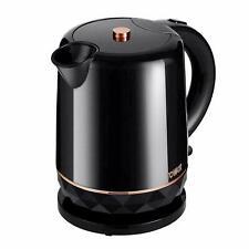 VonShef Black & Copper Kettle