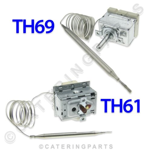 Lincat TH61 TH69 friggitrice controllo operativo /& limite alto KIT TERMOSTATO DI SICUREZZA