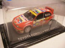 Voiture DEL PRADO 1/43 TOYOTA COROLLA WRC 2004 RALLY MONZA NEUF
