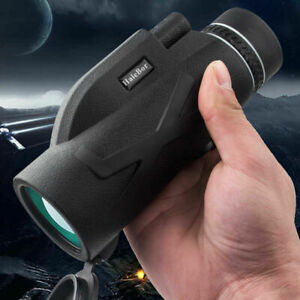80X100-Monocular-Zoom-Portable-Prism-BAK4-HD-Telescope-For-Hunting-Camping