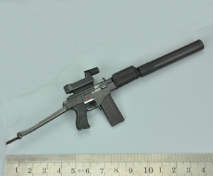 "1//6 Scale Weapon Russian Special Forces 9A-91 Assault Rifle F 12/"" Action Figure"