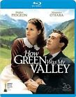 How Green Was My Valley 024543838647 With Walter Pidgeon Blu-ray Region 1