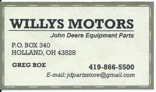 JOHN DEERE WATER PUMP KIT FOR #MIA880048 /> COMPACT TRACTORS MOWERS /> KIT #Y10