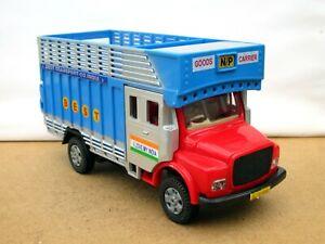 CENTY TOYS Plastic TATA Mercedes Benz  Truck  BEST TRANSPORT CO.. - Boxed