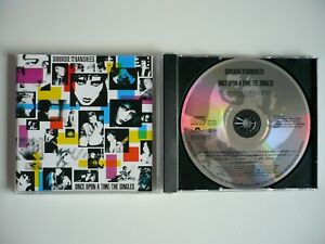 Siouxsie-And-The-Banshees-amp-Once-Upon-A-Time-The-Singles-CD-UK-1989-Polydor-Mint