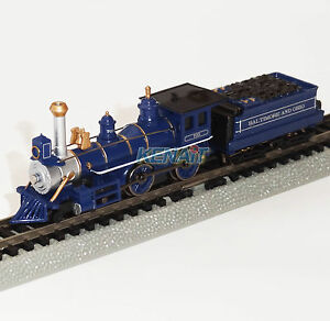 Bachmann-N-Scale-4-4-0-STEAM-LOCOMOTIVE-American-B-amp-O-1890-039-s-Version-11754