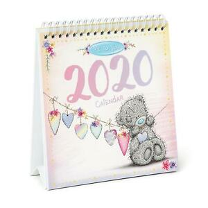 Coin Show Calendar 2020.Details About Me To You Tatty Teddy A4 Desk Calendar 2020