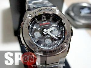 cc64ee22df9 Casio G-Shock G-Steel Super Illuminator Tough Solar Men s Watch GST ...