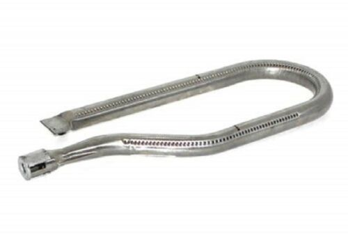 """Nexgrill /& Sterling Forge Gas Grill  P Shaped Burner 16 1//2/"""" x 6 1//8/"""" NGB1 10801"""