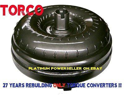 TORCO 4L60E 4L65E 300mm 1998-up 2200-2500 high stall Torque Converter TMBX TLBX VJCX