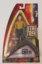 "ART ASYLUM 2006 STAR TREK MIRROR CHEKOV 6"" ACTION FIGURE, NEW MIP"