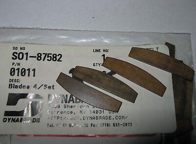"""Dynabrade 79146 Pkg Qty: 10 80 Grit CG 1//4/"""" x 24/"""" Ceramic Grain Dynafile Belt"""