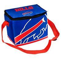 Buffalo Bills Insulated Soft Side Lunch Bag Cooler - Big Logo