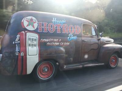 """Volkswagen Custom Hand painted VW Rusty Tool Box /""""Tell me the name you want/"""""""