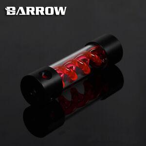 Barrow-Cylinder-T-Virus-Black-POM-Cap-Red-Spiral-Suspension-Reservoir-205mm-A29