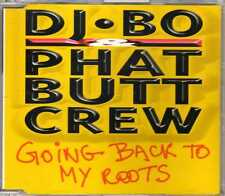 DJ Bo & Phat Butt Crew - Going Back To My Roots - CDM - 1997 - Funk Hip House