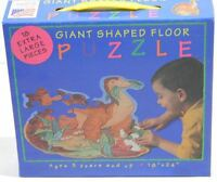 Great American Puzzle Factory Giants Shape Floor Puzzle