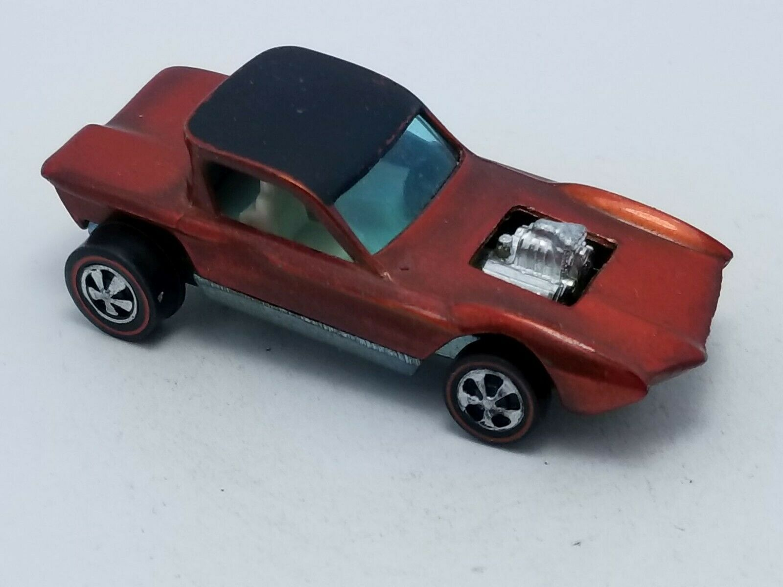 HOT WHEELS REDLINES  PYTHON  BROWN SWEET SIXTEEN Buy It Now FAST FREE Shipping