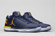 Nike Air Jordan 31 XXXI Low Michigan Wolverines PE Size 13. 897564-425 1 2 3