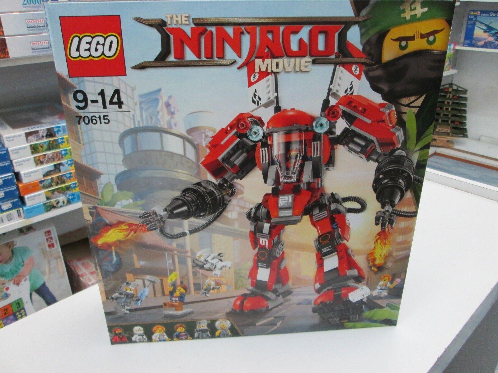 LEGO  NINJAGO   70615      NEUF JAMAIS OUVERT