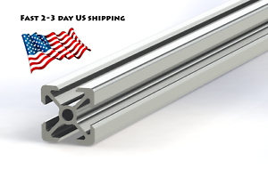30 series 8mm slot t-slot frame extrusion USA 3030 PDTech 2 Pcs inside corner