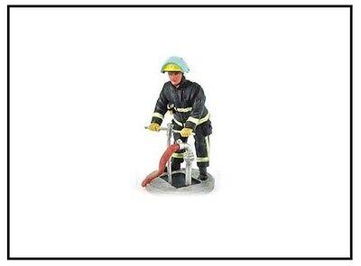 "SOLDATINO POMPIERI FIREMAN /"" Fireman Galway Ireland 2003 /"" DEL PRADO BOM072"