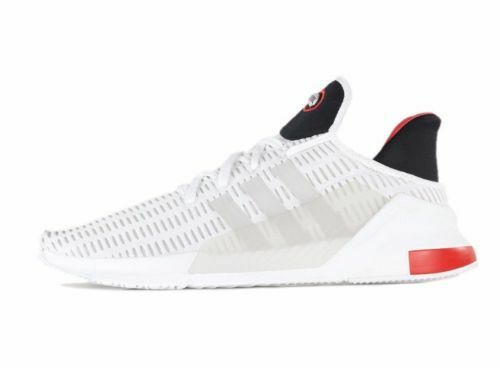 ADIDAS CLIMA COOL 02/17 TRAINERS  blanc/Gris/rouge  BZ0246 9, 10