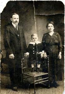 Young-Boy-LUDWIG-SZCZESNY-Vintage-Photo-Striney-Strojny-Hudzik-Family-Pennsylvan